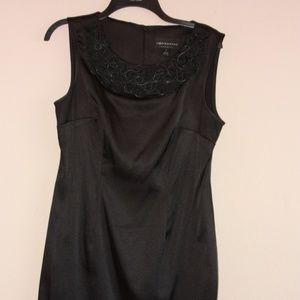 Connected Apparel LBD Cocktail Dress